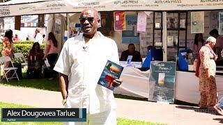 L.A. Times Festival of Books | Alex Dougowea Tarlue Interview