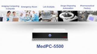 Onyx Fanless Medical Grade PC (MedPC-5500)