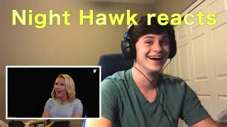 Night Hawk reacts   Avenges cast roast each other