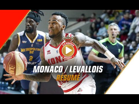 [MINI-MOVIE] Monaco - Levallois | JEEP ÉLITE