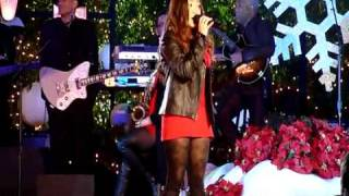 Charice - Jingle Bell Rock & Grown Up Christmas List  11-21-10 Part 2