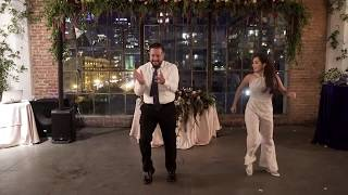 Old School Father Daughter Dance