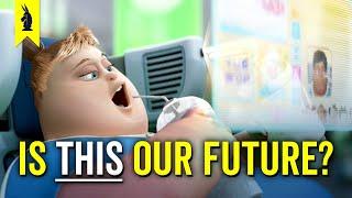 Will Wall-E Come True? (vs. Star Trek) – Wisecrack Edition