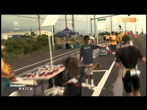 Ironman Hawaii Triathlon 2014 WTC World Championship live german tv Kona Deutsch Kienle Carfrae