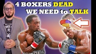 Patrick Day 4th Boxer Dead in 2019: We need to talk (Ringside Physician Analysis)