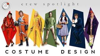 How a Costume Designer Creates an Iconic Look | Crew Spotlight
