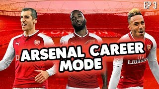 FIFA 18! ARSENAL CAREER MODE! EP 3   STRENGTH IN NUMBERS