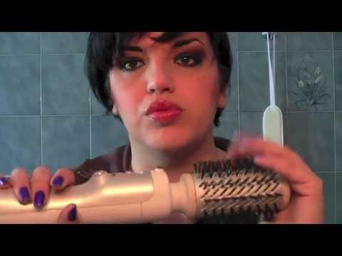 Styler capelli per incapaci! Spazzola rotante Rowenta Brush Activ
