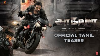 Saaho - Official Tamil Teaser Trailer