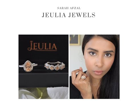 TRIED & TESTED: Jeulia Jewlery | Sarah Afzal