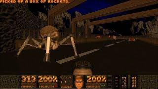 [Doom 2] Jenesis Map 12: Highway of Destruction (UV-Max 6:58)