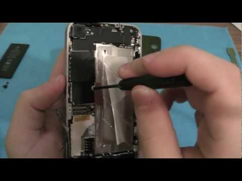 iPhone 4 Display Wechseln