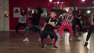 TIME FOR LOVE - CHRIS BROWN | Aidan Prince | 8 yrs old | Choreographer: Dres Reid