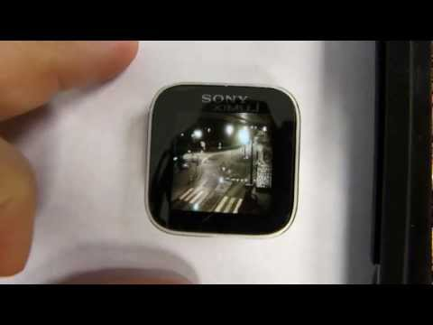 Video of SmartWatch WebCam Viewer