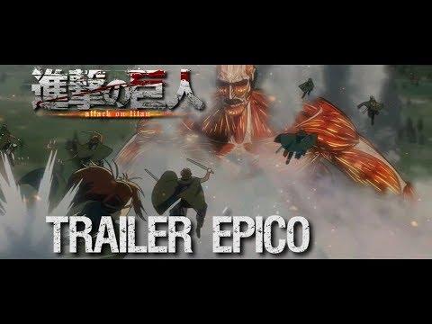 Trailer Ataque a los Titanes