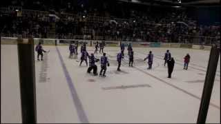 we are the purple army - Braehead clan song.