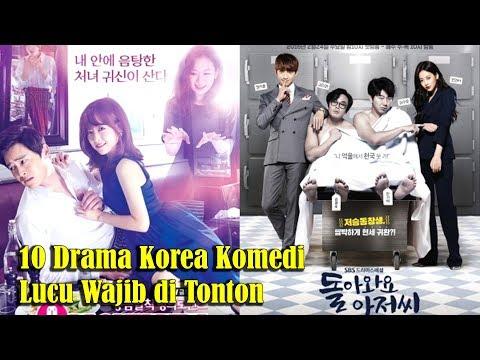 10 drama korea komedi lucu wajib di tonton list terbaru 2017