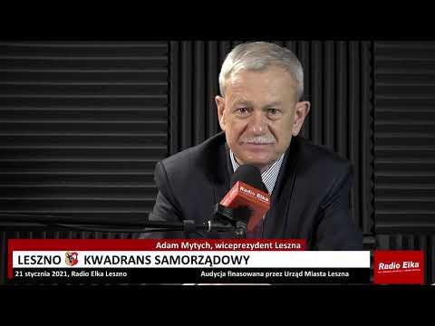 Wideo1: Leszno Kwadrans Samorządowy 01/2021.01.21