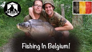 Fishing In Belgium