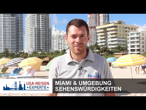 Sehenswürdigkeiten Miami