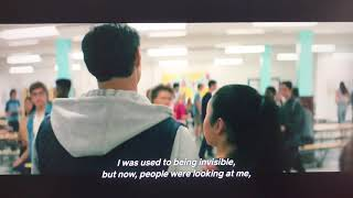To All the Boys I've Loved Before (2018) - Hand in Back Pocket/Cafeteria Scene
