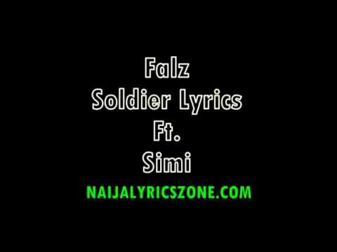 Download Falz - Soldier (OFFICIAL LYRICS VIDEO) Ft.  Simi HD Mp4 3GP Video and MP3