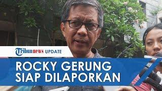 Sebut Presiden Joko Widodo Tak Paham Pancasila, Rocky Gerung Dipolisikan Politikus PDIP