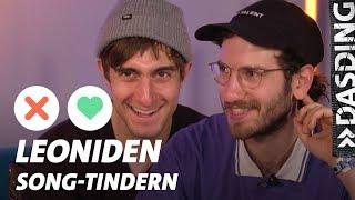 Song Tindern: Leoniden   Geht H.P. Baxxter Eigentlich Noch Raven?   DASDING Interview