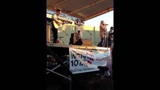 Danielle Bradbery, 'Daughter of a working man' York Fair (full song!)