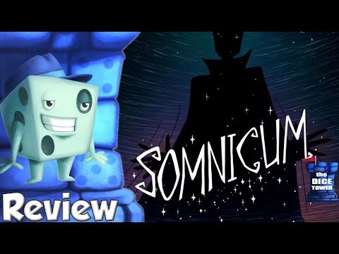 Somnicum Review - with Tom Vasel