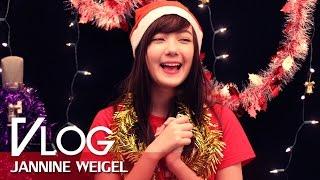 Jannine Weigel (พลอยชมพู) - Merry Christmas & Happy New Year 2015!