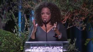 "Oprah Winfrey Speech ""Power of Belief"" - Motivation Video"