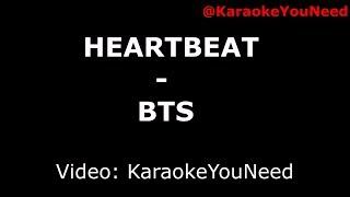 [Karaoke] Heartbeat   BTS