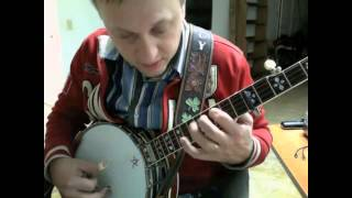How to play The Great Nashville Railroad Disaster on banjo