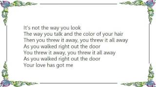Cheap Trick - Love's Got a Hold on Me Lyrics