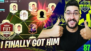 FIFA 20 THIS NEW PLAYER UPGRADE IS A BEAST IN ULTIMATE TEAM !!!! I FINALLY GOT HIM !!!