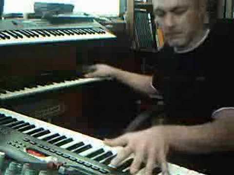 ROLAND JUNO-D syntezátor