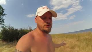 Отдых на берегу азовского моря украина новопетровка