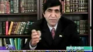 سخنرانی بزغاله - Bahram Moshiri