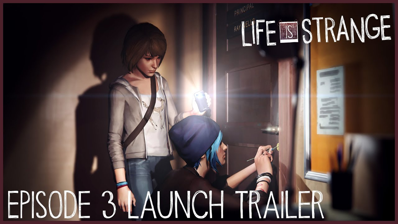 Life is Strange - Episode 3 Launch Trailer
