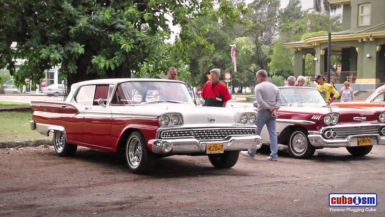 Cuba Classic Car Rally 2011 - Technical Inspection - 028v01