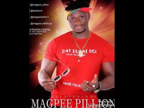 Magpee pillion_ i Don Blow