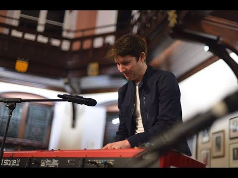 James Blunt - You're Beautiful | Cambridge Union