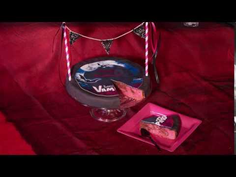 Ricetta torta marmorizzata firmata Chica Vampiro™