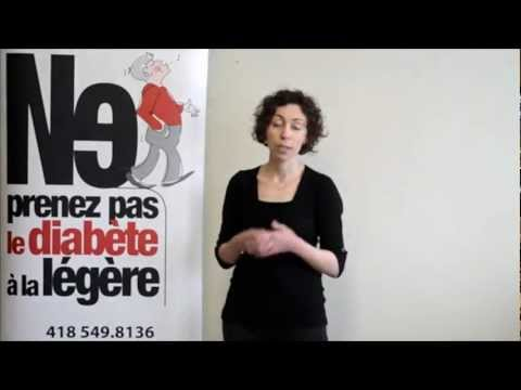 Quest-ce que les images de diabète