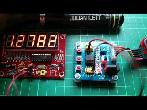 PIC Assembly Language Tutorial: #1 – Config and Clock