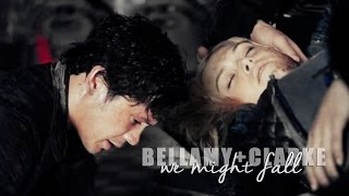 Bellamy & Clarke- We might Fall (Spoilers 2x08)