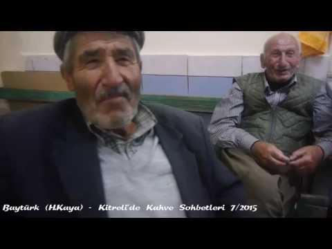 Baytürk (H. Kaya) - Kitreli'de Kahve Sohbetleri 7/2015