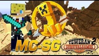 Türkçe Minecraft Survival Games #4 Hackle VS w/GhostGamer