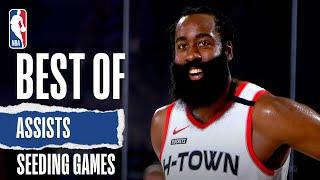 Best Of #StateFarmAssists From Seeding Games | NBA Restart